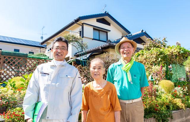 外壁塗装 屋根塗装 神奈川県秦野市 K様邸