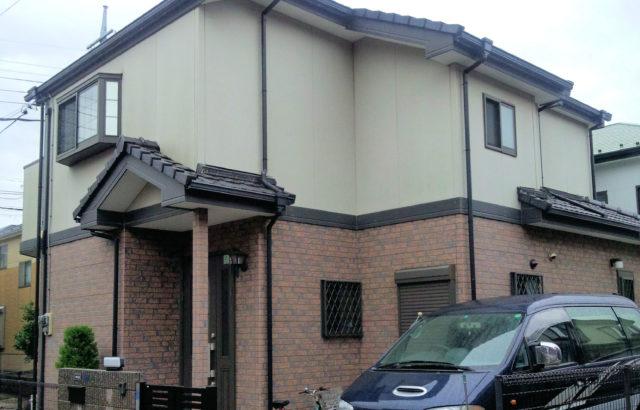 伊勢原市 M様邸 外壁・屋根塗装