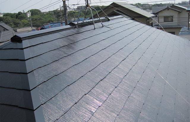 秦野市 屋根塗装 A様邸