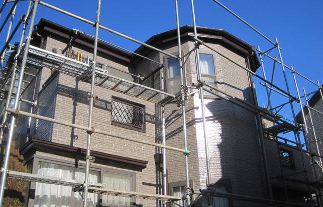 神奈川県伊勢原市 S様邸 外壁・屋根塗装