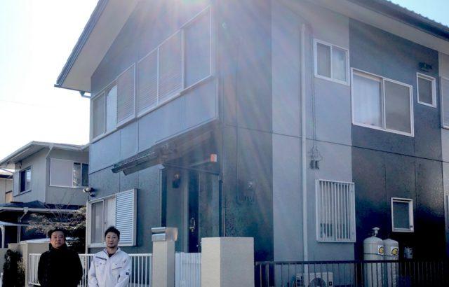神奈川県外壁塗装 藤沢市 K様邸