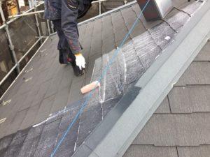 厚木市 屋根塗装