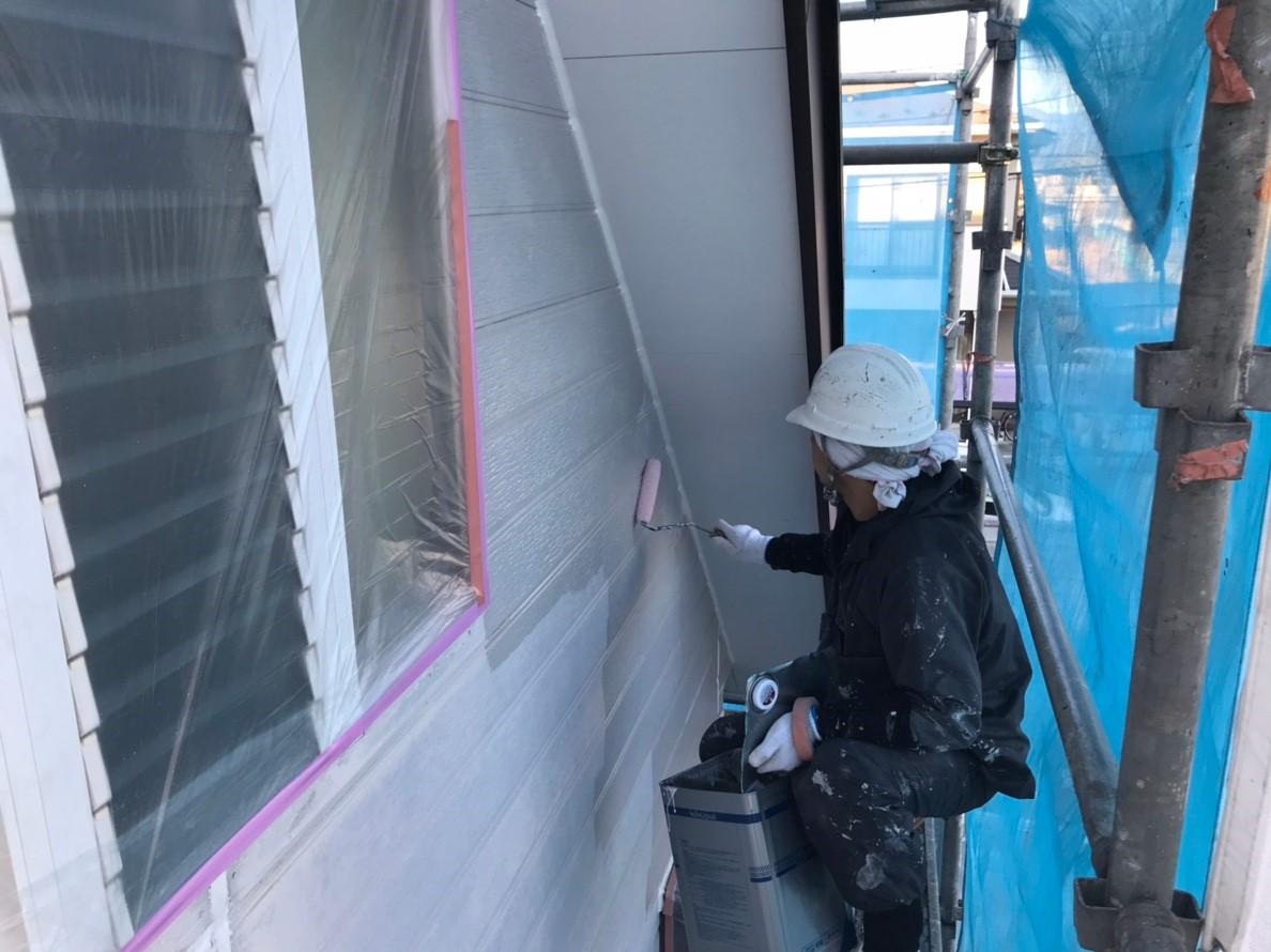 外壁塗装 神奈川県秦野市