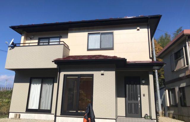 屋根・外壁塗装 厚木市