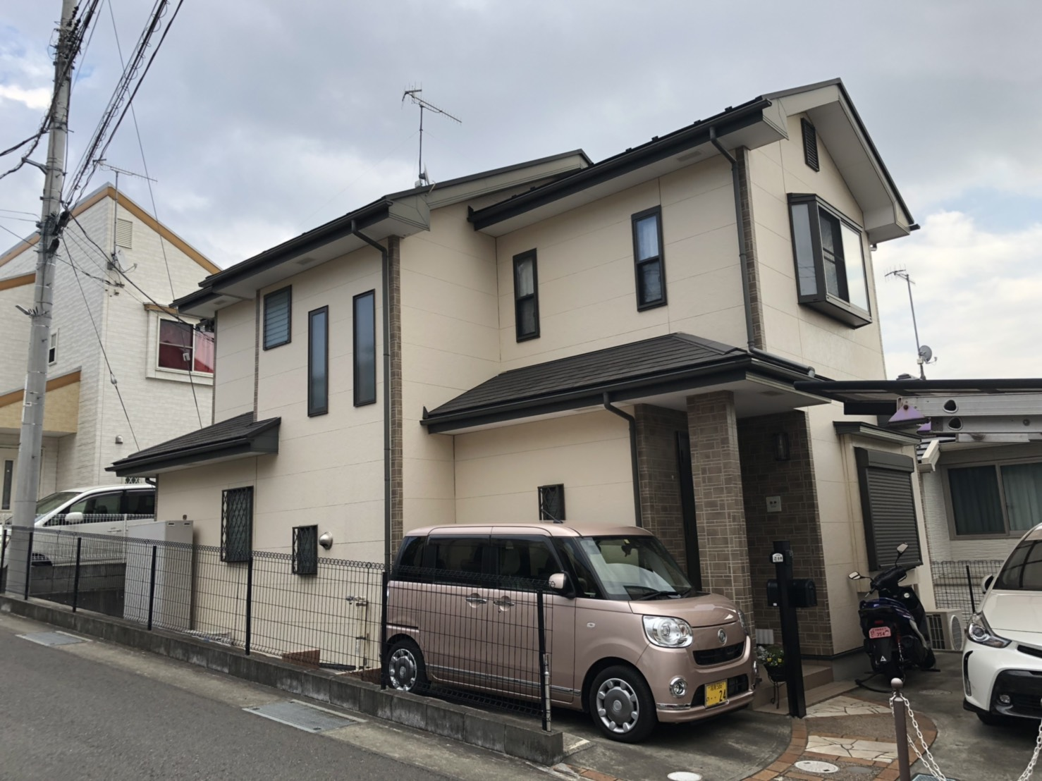 外壁塗装 神奈川県伊勢原市