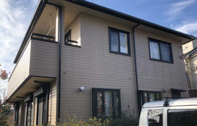 神奈川県秦野市 外壁塗装、コーキング打ち替え 超低汚染リファイン