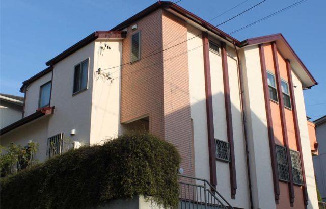 神奈川県秦野市 外壁塗装、コーキング打直し ファイン4Fセラミック