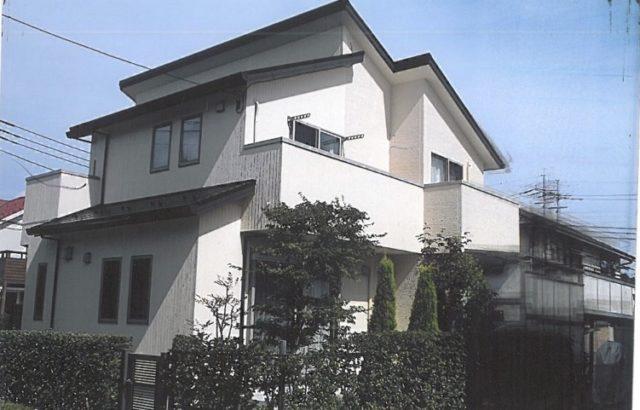 神奈川県厚木市 外壁塗装 屋根塗装 細部塗装 シーリング工事