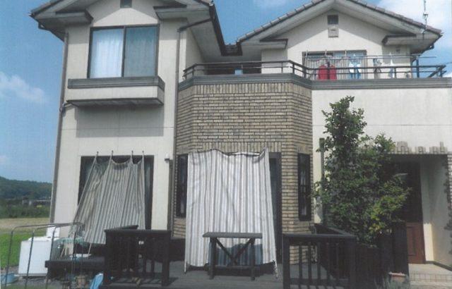 神奈川県平塚市 外壁塗装 シーリング打ち替え工事 バルコニー防水工事