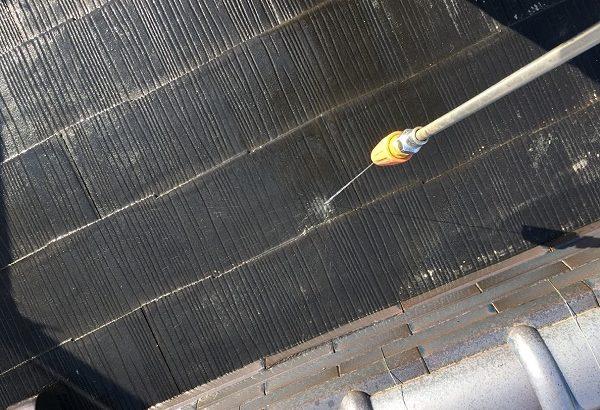 神奈川県平塚市 外壁塗装 屋根塗装 付帯部塗装 高圧洗浄 養生