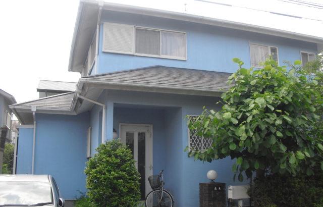 神奈川県秦野市 屋根塗装 付帯部塗装