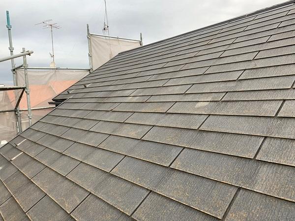 神奈川県伊勢原市 外壁塗装 屋根塗装 事前調査 高圧洗浄