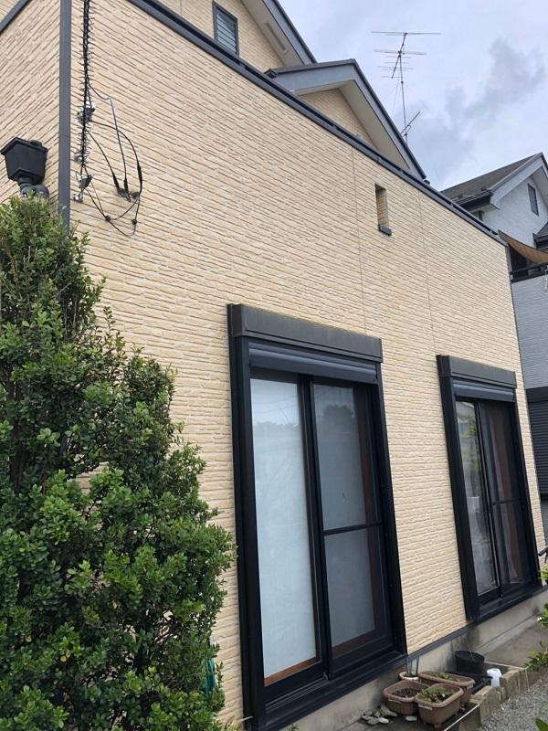 神奈川県伊勢原市 外壁塗装 屋根塗装 事前調査 カラーシュミレーター (4)