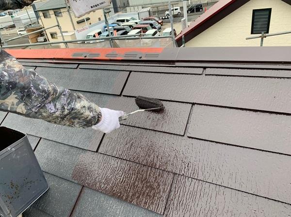 神奈川県伊勢原市 外壁塗装 屋根塗装 無機系塗料 ダイヤスーパーセランフレックス セミフロンルーフⅡ (1)
