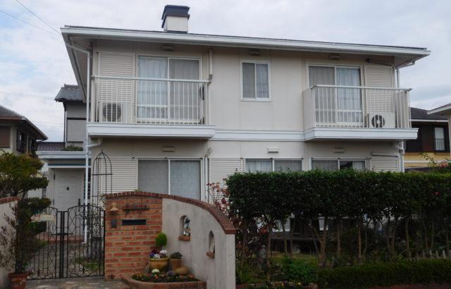 神奈川県平塚市 外壁塗装 屋根塗装 棟板金工事