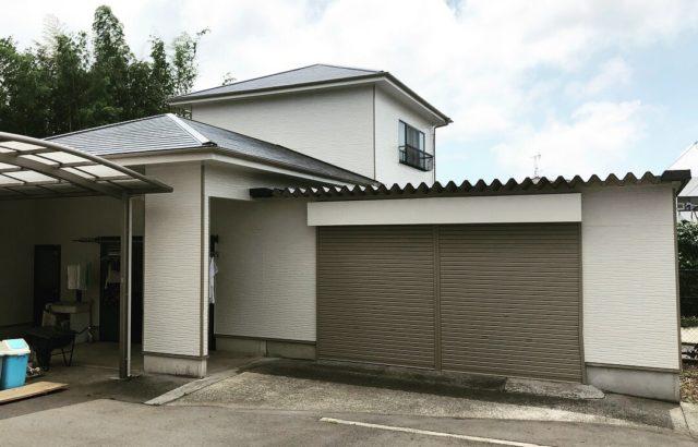 神奈川県秦野市 外壁塗装 屋根塗装 コーキング工事 付帯部塗装