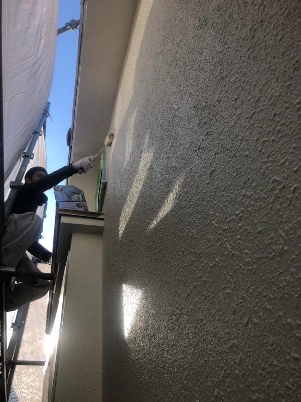 神奈川県伊勢原市 屋根葺き替え工事 外壁塗装 付帯部塗装 ラジカル制御型塗料 関西ペイント アレスダイナミックトップ (1)