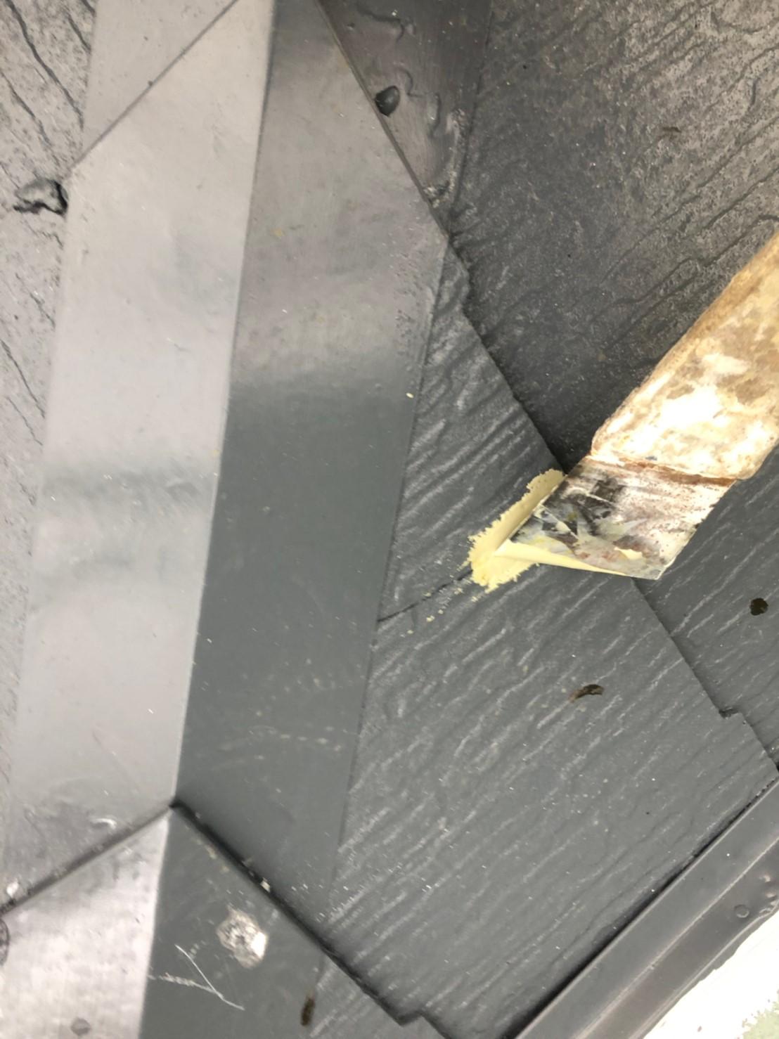 既存屋根補修の画像