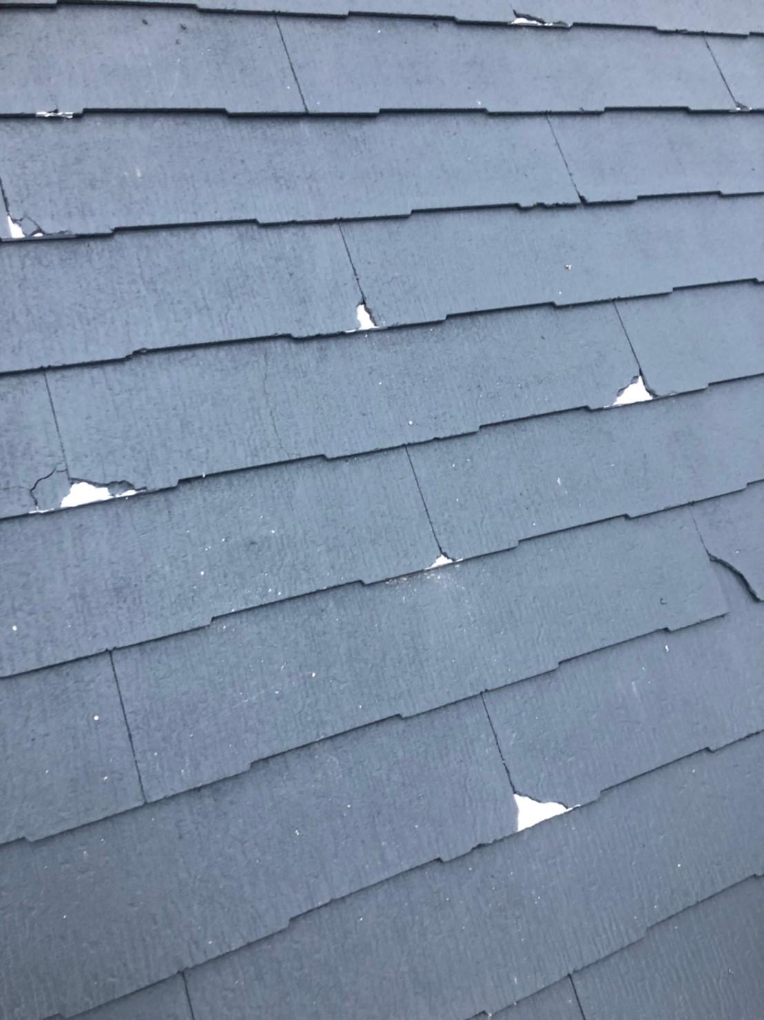 神奈川県伊勢原市 外壁・屋根・防水塗装工事 屋根補修作業の画像