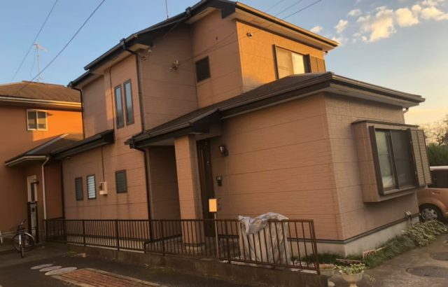神奈川県秦野市 外壁塗装 M様邸 アドグリーンコート