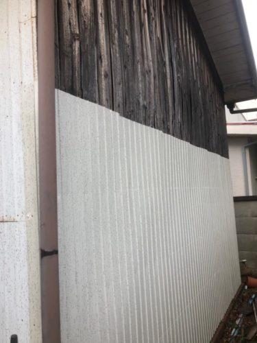 トタン外壁塗装の画像